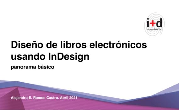 Diseño de libreos electrónicos