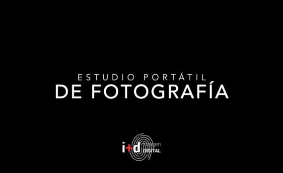 Estudio portátil de fotografía